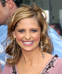 Sarah Michelle Gellar hairstyles